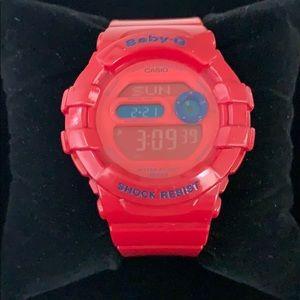 Rare Casio Baby-G G-shock watch